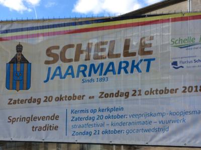 Jaarmarkt in Schelle