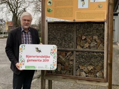 Bijenvriendelijke gemeente 2019